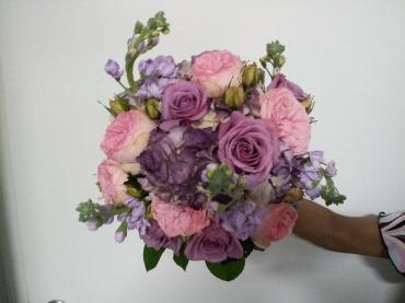 Fragrant Garden Rose/Hydrangeas/Stock Flower