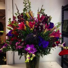 Luscious Large Vase Arrangement