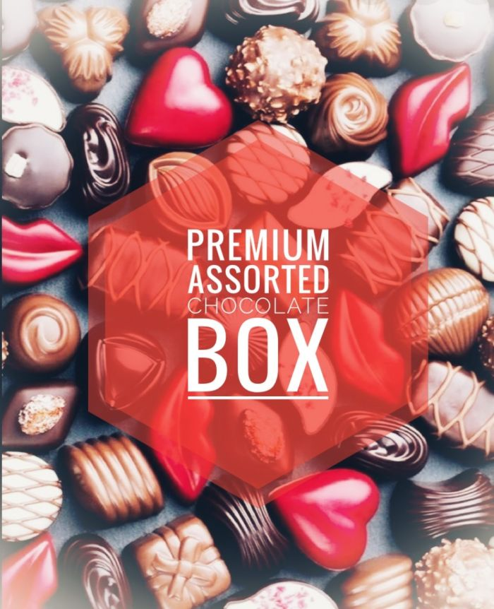 Premium Assorted Chocolate Box