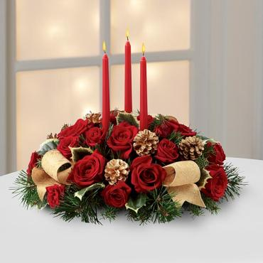 "The Celebration of the Seasonâ""¢ Centerpiece"