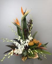 Vibrant Tropical Bouquet