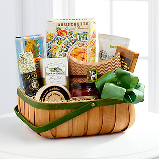The Heartfelt Gourmet Basket