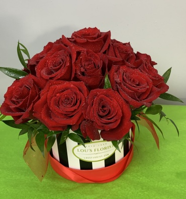 Magnificent Rose Box