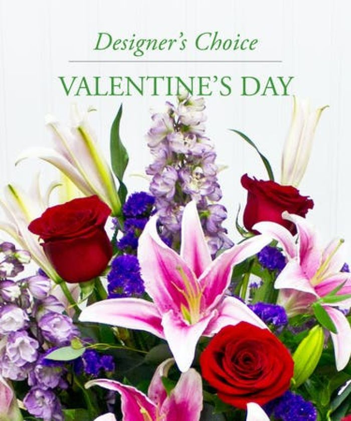Designer\'s Choice Vased Arrangement