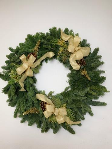 The Holiday Wreath