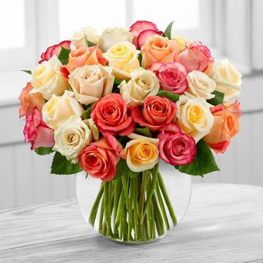 The Sundance Rose Bouquet