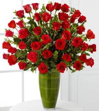 Fascinating Luxury Rose Bouquet-24-in Premium Long-Stemmed Roses
